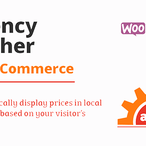 JUAL Aelia Currency Switcher for WooCommerce