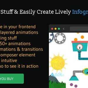 JUAL Animatic - Advanced WordPress Frontend Animator