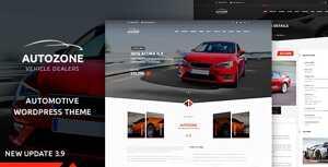 Autozone – Automotive Car Dealer