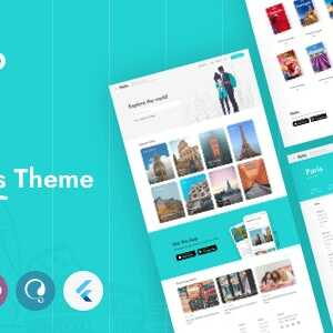 JUAL Golo - City Guide WordPress Theme