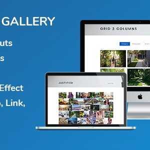 JUAL Maika - Gallery Plugin for WordPress