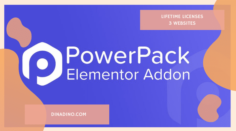 JUAL PowerPack for Elementor + Lifetime 3 Websites ORIGINAL LICENSE
