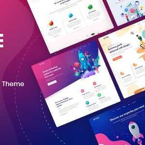 JUAL Ryse - SEO & Digital Marketing WordPress Theme