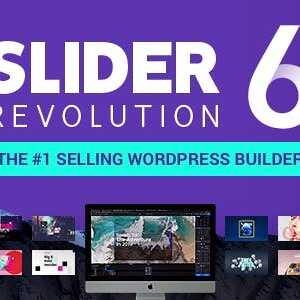 JUAL Slider Revolution + Addons + Templates