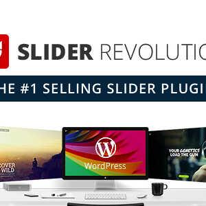 JUAL Slider Revolution - Responsive Slider WP Plugin