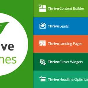 JUAL Thrivethemes Full Plugins Pack