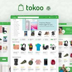 JUAL Tokoo - Electronics Store WooCommerce Theme for Affiliates