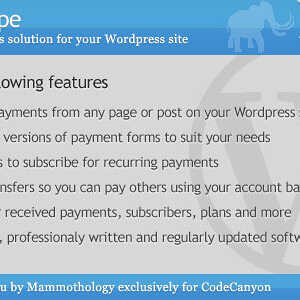 JUAL WP Full Stripe - Subscription and payment plugin for WordPress
