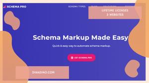WP Schema Pro Plugin + Lisensi Lifetime 3 Website