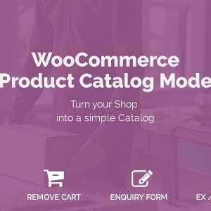 JUAL WooCommerce Product Catalog Mode