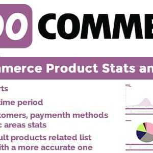 JUAL WooCommerce Product Stats and Related!