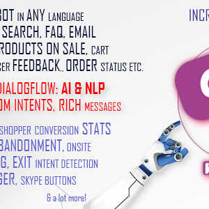 JUAL WoowBot - Chat Bot for WooCommerce