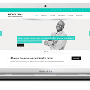 JUAL ZigZagPress Absolute Genesis Child WordPress Theme