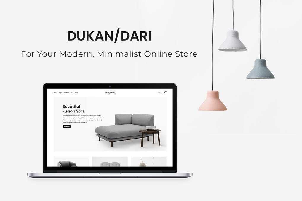 JUAL Dukandari - A Modern