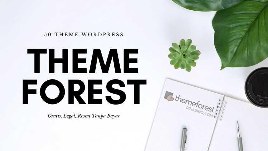 Gratis 47 Theme WordPress/HTML Legal Dari ThemeForest Dibulan Desember 2020
