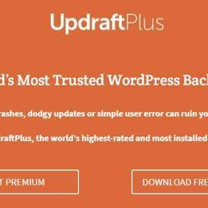 UpdraftPlus – Premium Backup Plugin For WordPress