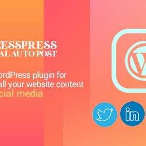 JUAL AccessPress Social Auto Post WordPress Plugin