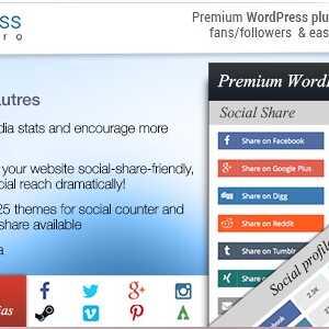 JUAL AccessPress Social Pro WordPress Plugin