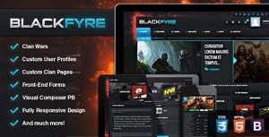 Blackfyre – Create Your Own Gaming Community