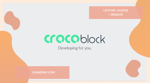 Crocoblock Pro Plugin + Lifetime 1 Website ORIGINAL LICENSE