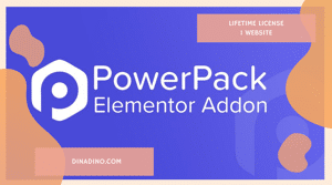 PowerPack for Elementor + Lifetime 1 Website ORIGINAL LICENSE