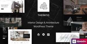 Theratio – Architecture & Interior Design Theme For Elementor