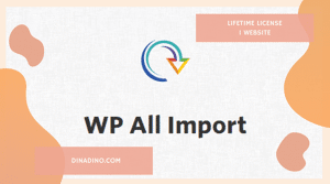 WP All Import Pro + Lifetime 1 Website ORIGINAL LICENSE